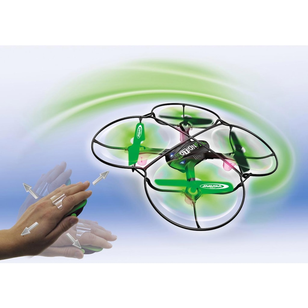 Jamara RC-Quadrocopter »RC MotionFly Quadrocopter«, mit LED-Beleuchtung