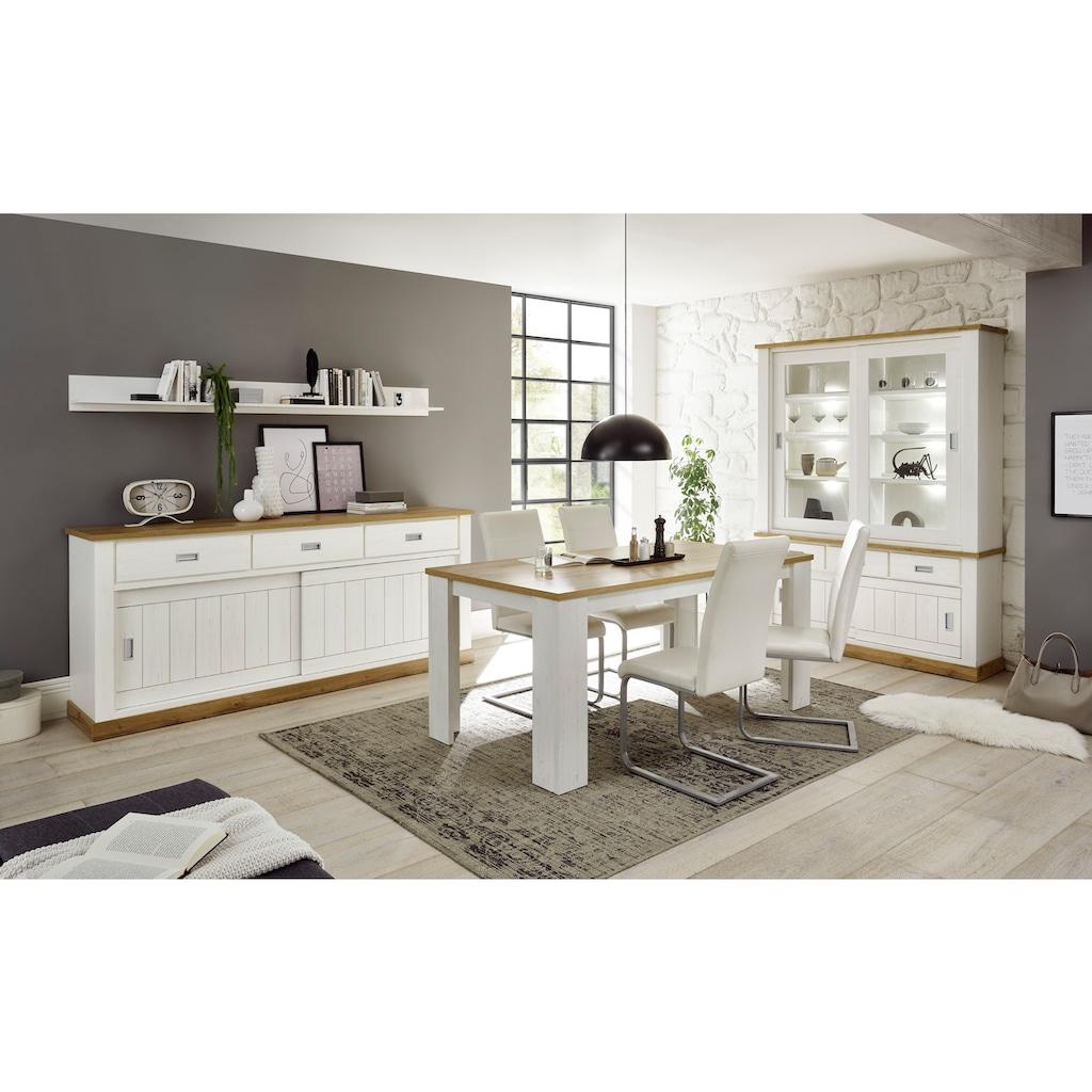 Home affaire Buffet »ORLANDO«, im romantischen Landhaus-Look