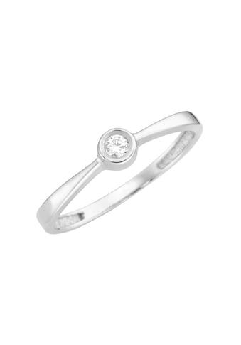 Luigi Merano Diamantring »mit Brillant, Gold 585« kaufen