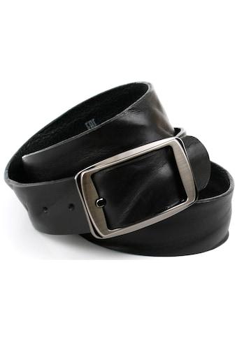 Anthoni Crown Ledergürtel, pflanzlich gegerbtes Leder kaufen