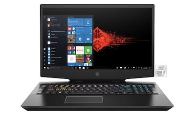 OMEN 17 - cb1087ng Gaming - Notebook (43,9 cm / 17,3 Zoll, Intel,Core i7, 1000 GB HDD, 512 GB SSD) kaufen