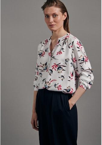 seidensticker Klassische Bluse »Schwarze Rose«, Tunika Floral kaufen