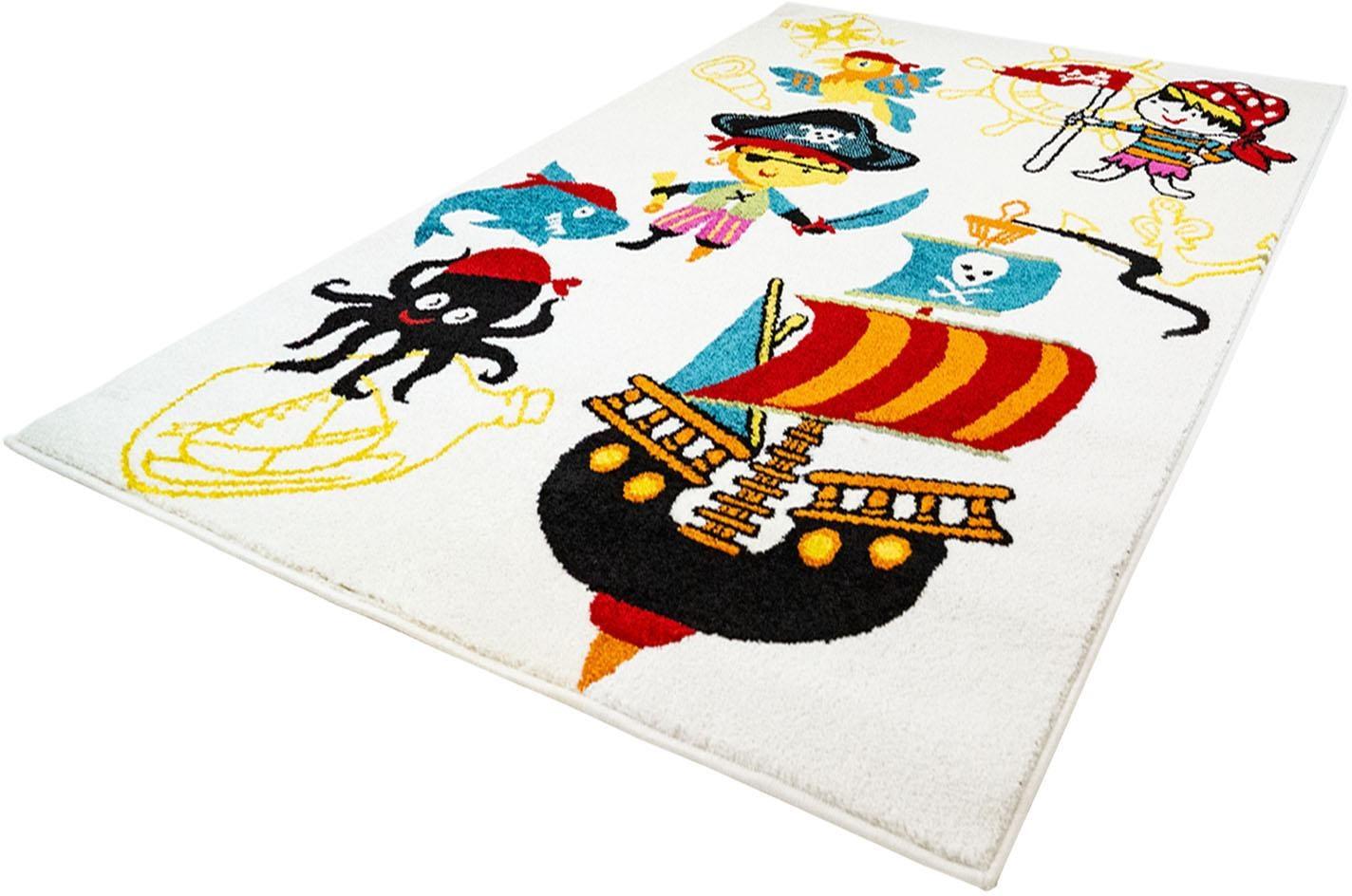 Kinderteppich Moda Kids 1518 Carpet City rechteckig Höhe 11 mm maschinell gewebt