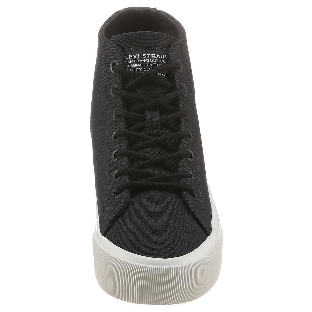 Levi's® Sneaker »Summit Mid S«, mit Logo-Aufnäher