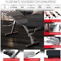 Sportstech Rückentrainer »BRT200«, 3in1 Rückentrainer und Bauchtrainer, klappbar
