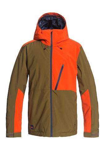 Quiksilver Snowboardjacke »Cordillera« kaufen