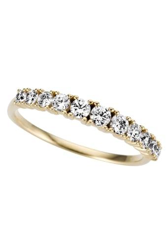 Firetti Goldring »glamourös, glänzend, massiv, rund« kaufen