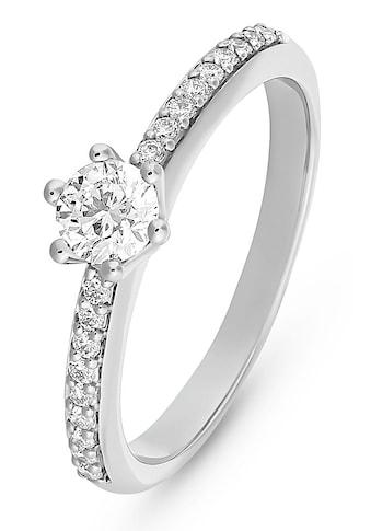 CHRIST Diamantring »32011871« kaufen