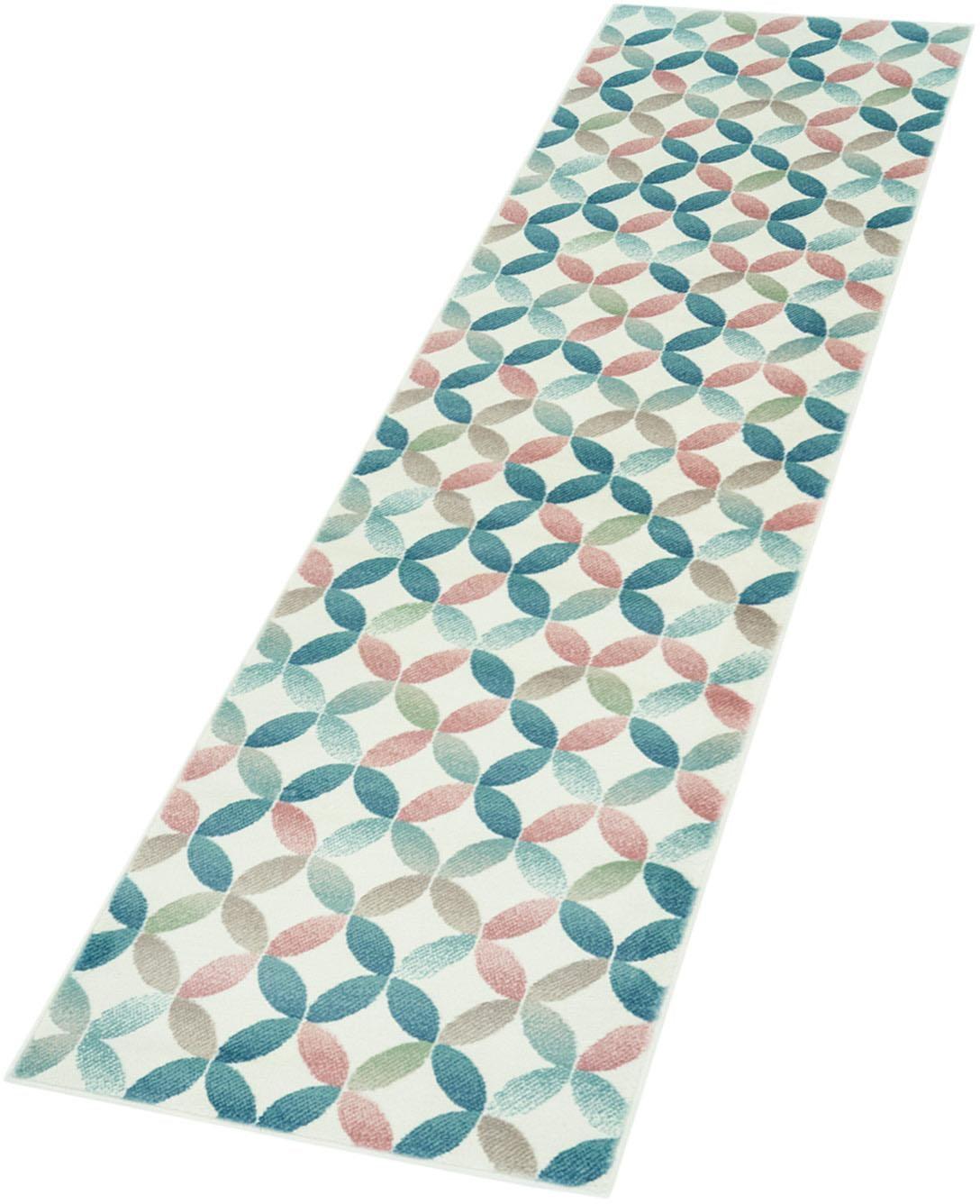 Läufer Inspiration 5787 Carpet City rechteckig Höhe 11 mm maschinell zusammengesetzt