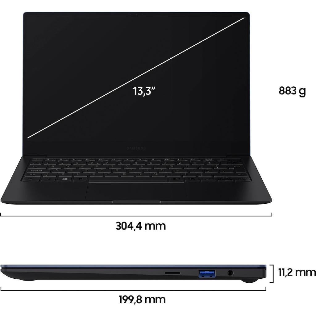 "Samsung Notebook »Galaxy Book Pro LTE«, (33,78 cm/13,3 "" Intel Core i7 Iris© Xe Graphics\r\n 512 GB SSD), Kostenloses Upgrade auf Windows 11, sobald verfügbar"
