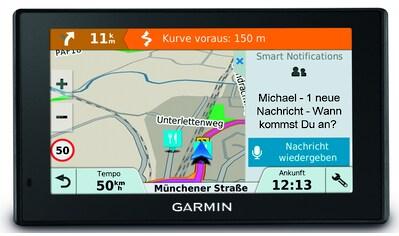 Garmin Navigationsgerät »DRIVE Smart 51 LMT - D EU« kaufen