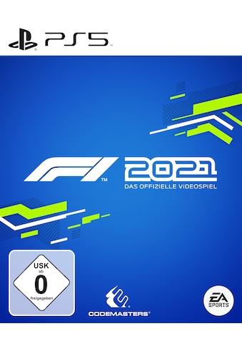 Codemasters Spiel »F1 2021«, PlayStation 5 kaufen
