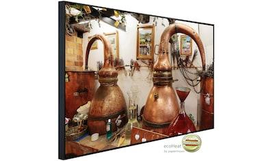 Papermoon Infrarotheizung »Vintage Parfüm Labor«, sehr angenehme Strahlungswärme kaufen