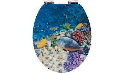 WENKO WC-Sitz »Fish« kaufen