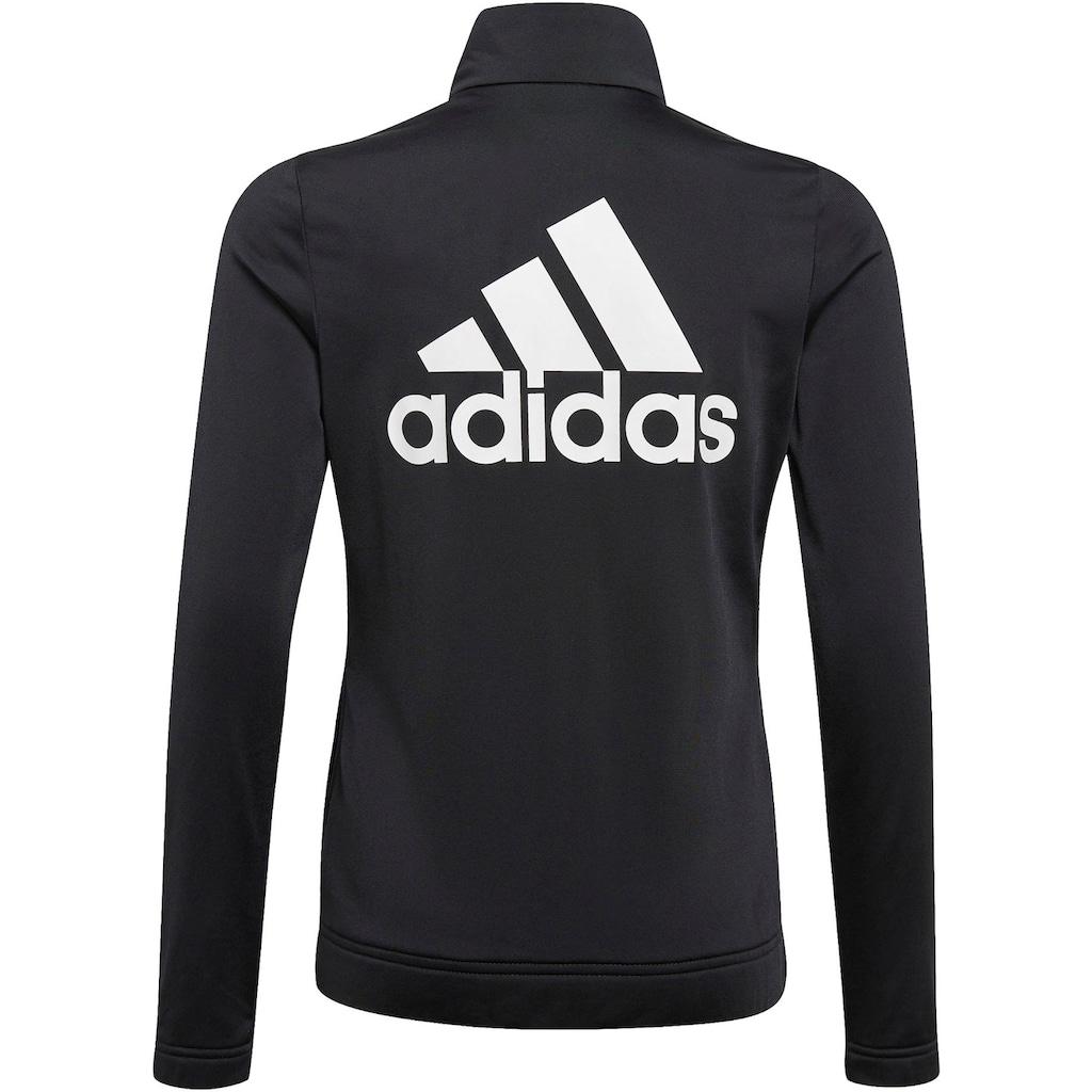 adidas Performance Trainingsanzug »ADIDAS GIRLS ESSENTIALS TRACKSUIT«