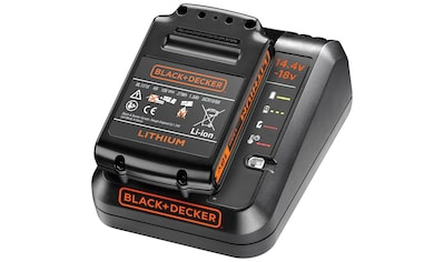 BLACK + DECKER Ladegerät »BDC1A15 - QW «, 14,4 - 18 V, 1,5 Ah, inkl. Akku kaufen