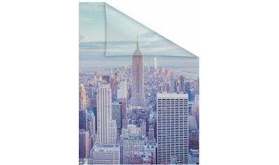 LICHTBLICK Fensterfolie »New York«, selbstklebend, Sichtschutz kaufen