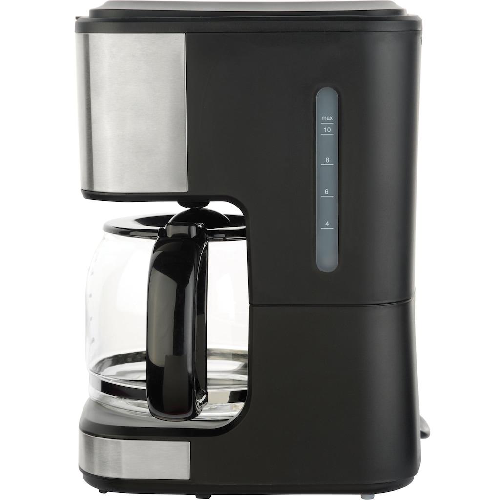 grossag Filterkaffeemaschine »KA 46 mit Timer«, Papierfilter, 1x4