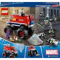 LEGO® Konstruktionsspielsteine »Spider-Mans Monstertruck vs. Mysterio (76174), LEGO® Marvel Super Heroes™«, (439 St.), Made in Europe