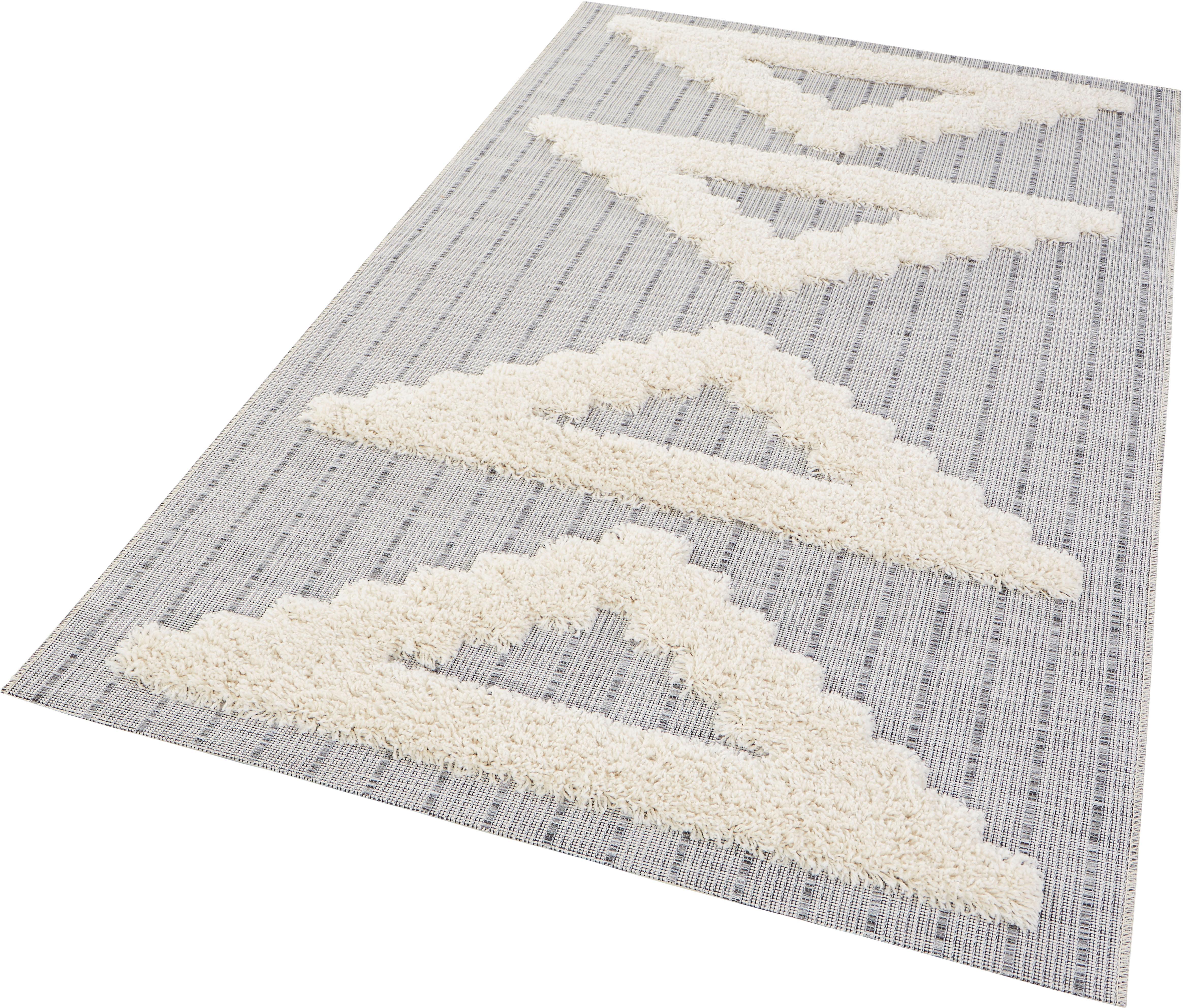 Teppich FES MINT RUGS rechteckig Höhe 35 mm maschinell gewebt
