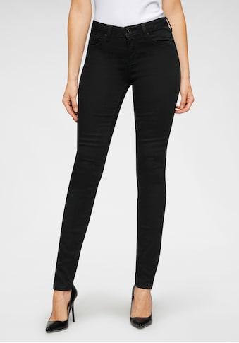 H.I.S Skinny-fit-Jeans »mid waist«, Nachhaltige, wassersparende Produktion durch OZON... kaufen