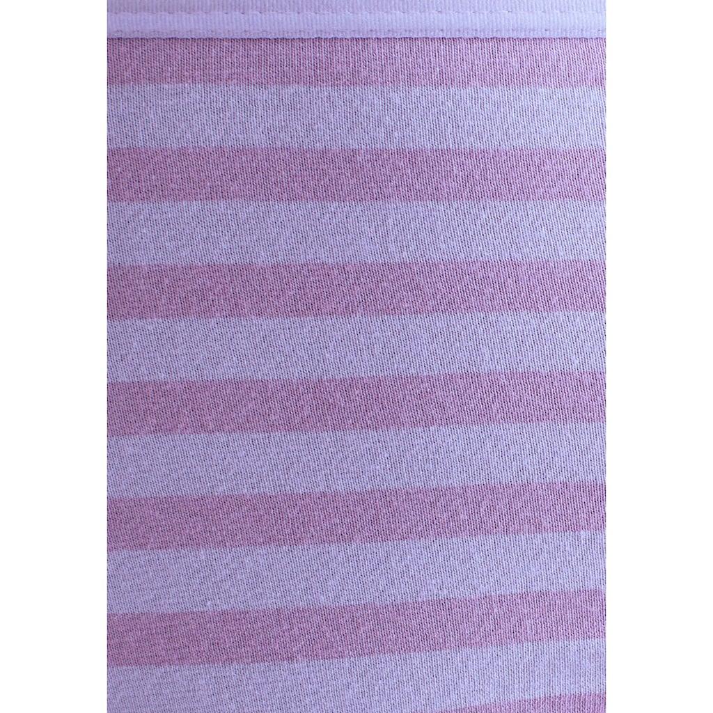 Go in Bikinislip, (10 St.), mit tollem Streifendruck