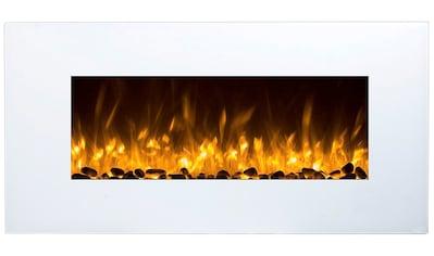 GLOW FIRE Elektrokamin »Neptun weiß« kaufen