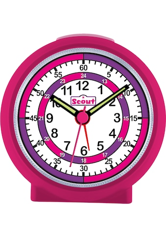 Scout Quarzwecker »LearnTheTime, 280001015« kaufen