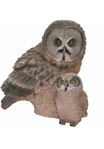 Casa Collection by Jänig Tierfigur »Eule mit Jungen« kaufen