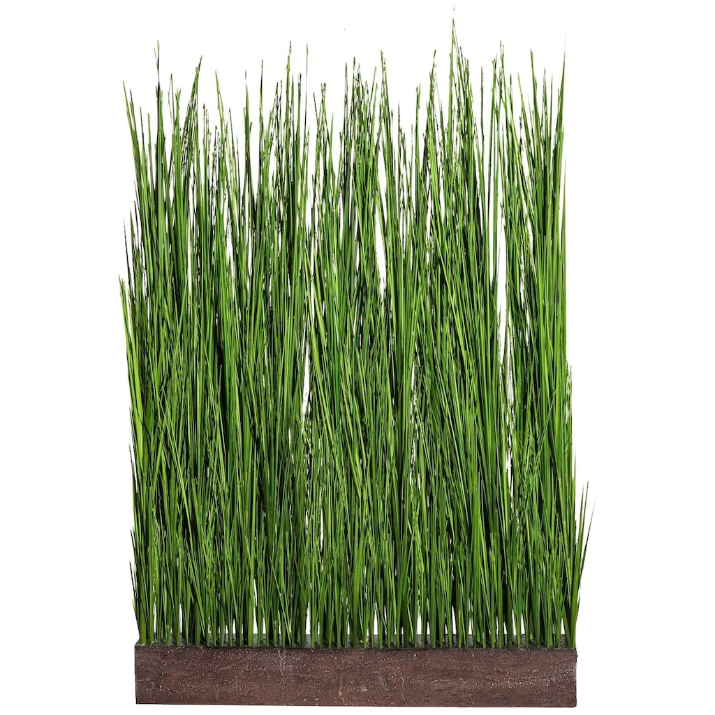 Creativ green Kunstgras »Gras Raumteiler«