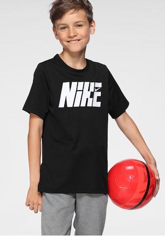 Nike Funktionsshirt »BOYS NIKE BREATHE GFX SHORSLEEVE TOP« kaufen