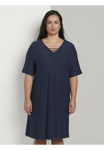 TOM TAILOR MY TRUE ME Sommerkleid »Schlichtes Basic Kleid« kaufen