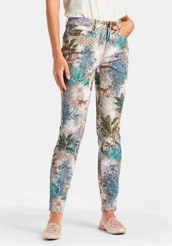 Peter Hahn 5-Pocket-Jeans »Passform Barbara«, Nieten kaufen