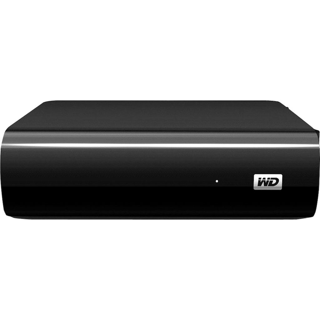 WD HDD-Festplatte »My Book AV-TV«