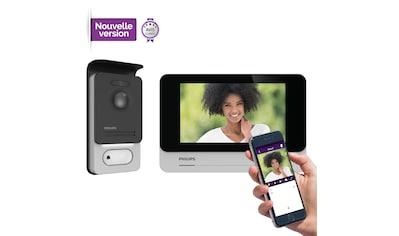 Philips Video-Türsprechanlage »PHILIPS WelcomeEye CONNECT2«, Außenbereich, 2 Draht... kaufen