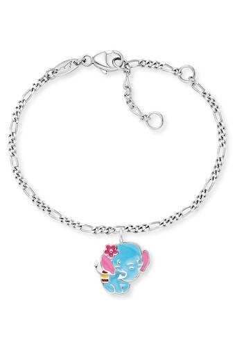 Herzengel Armband »Elefant, HEB-ELEPHANT«, mit Emaille kaufen