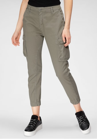 Please Jeans Cargohose »P 0HD«, mit Außentaschen kaufen