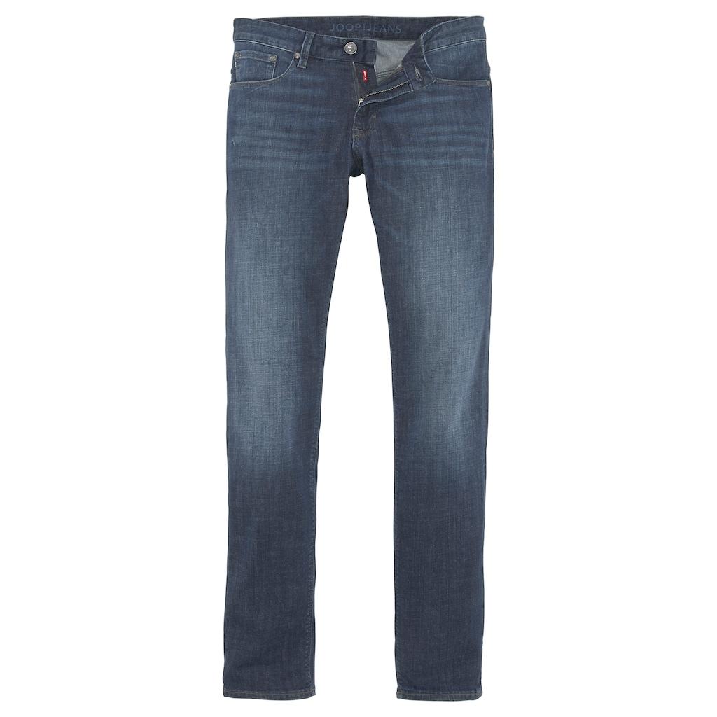 """Joop Jeans 5-Pocket-Jeans »SLIM FIT """"Stephen""""«, dezente Waschung, angedeutete Tragefalten"""