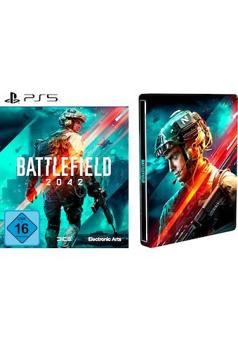Electronic Arts Spiel »Battlefield 2042 + Steelbook«, PlayStation 5 kaufen