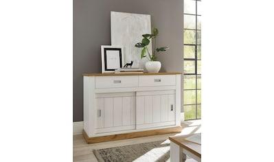 Home affaire Sideboard »ORLANDO«, im romantischen Landhaus-Look kaufen