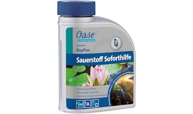 OASE Teichpflege »AquaActiv OxyPlus«, 500 ml kaufen