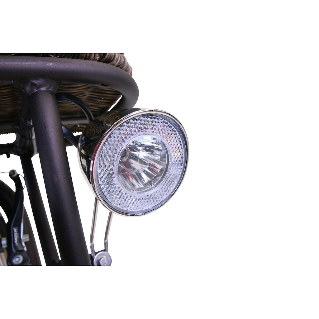 Performance Cityrad, 3 Gang, Shimano, NEXUS Schaltwerk, Nabenschaltung