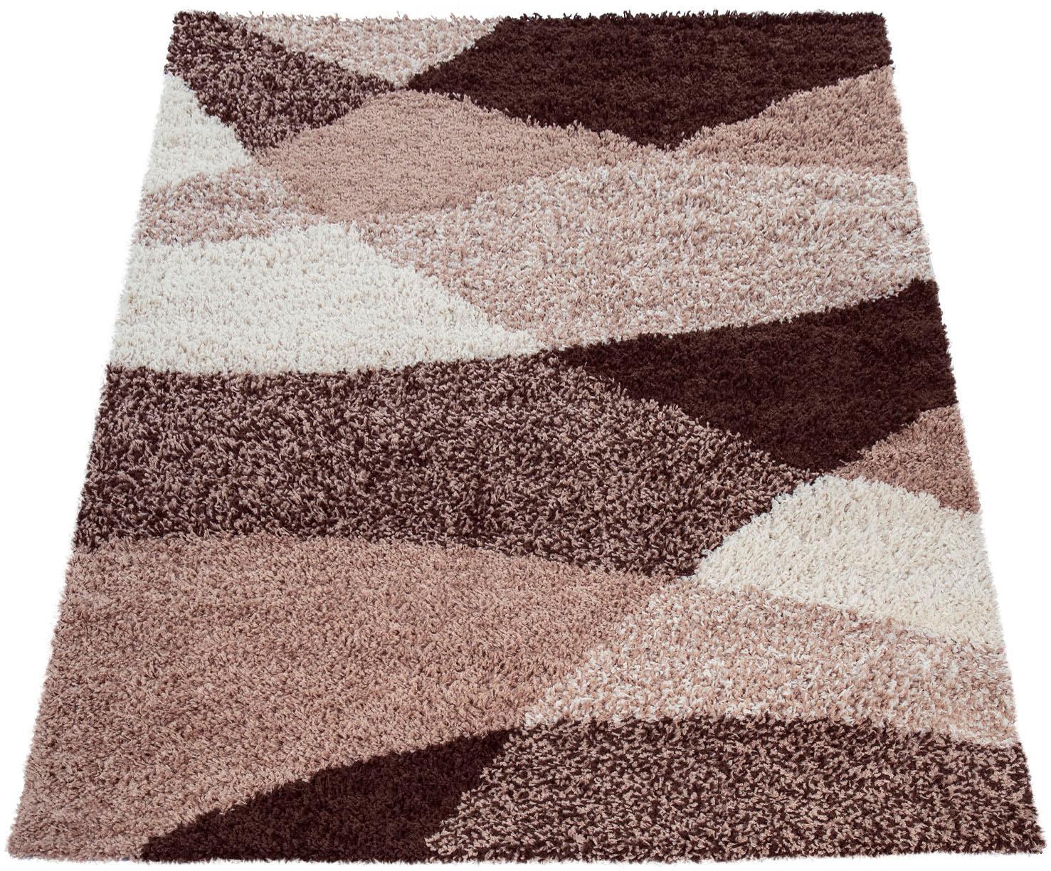 Teppich Mango 308 Paco Home rechteckig Höhe 35 mm maschinell gewebt