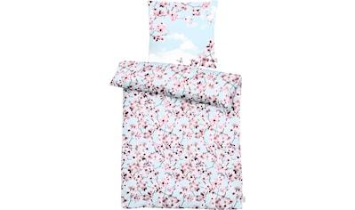 APELT Bettwäsche »Blossom«, mit Kirschblütenzweige kaufen