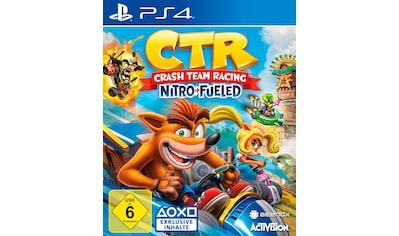 Activision Spiel »CTR Crash Team Racing Nitro Fueled«, PlayStation 4 kaufen