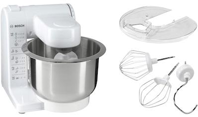 BOSCH Küchenmaschine MUM4407, 500 Watt, Schüssel 3,9 Liter kaufen