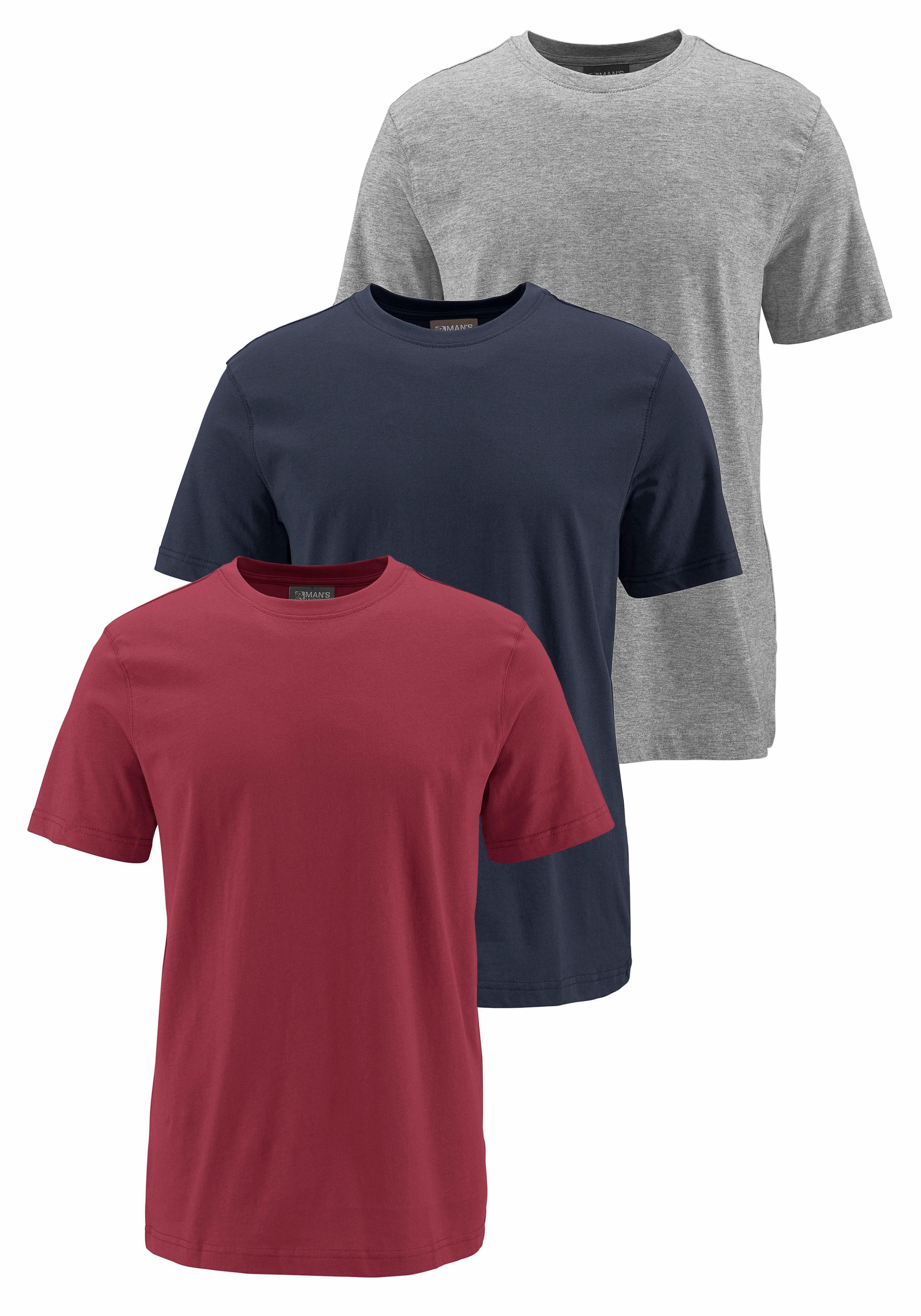 Man's World T-Shirt bestellen » BAUR