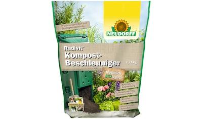 Neudorff Kompostbeschleuniger »Radivit«, 1,75 kg kaufen