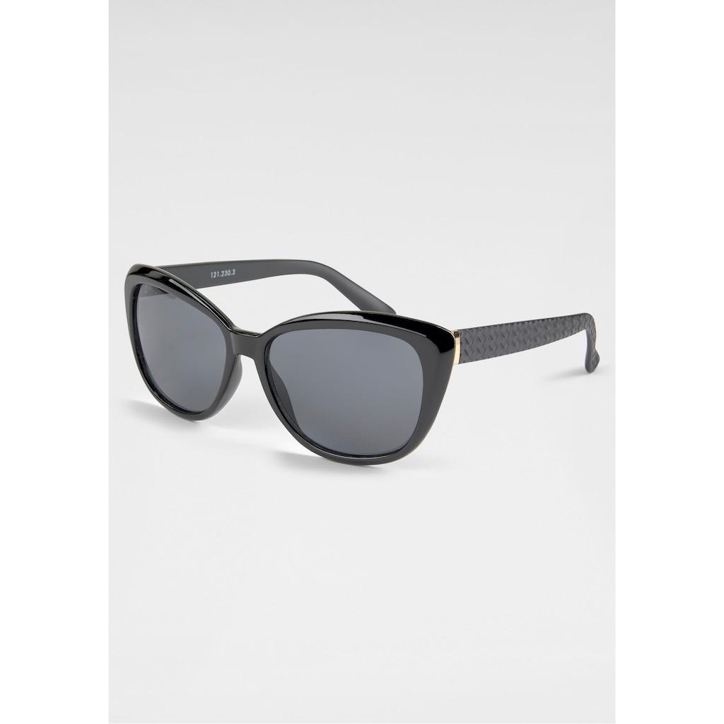catwalk Eyewear Sonnenbrille, im Retro-Look