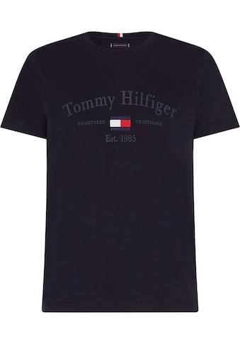 TOMMY HILFIGER T - Shirt »ARCHIVE GRAPHIC TEE« kaufen